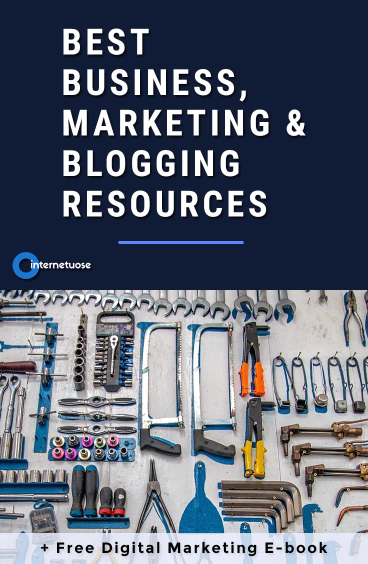 Best Business, Marketing and Blogging Resources Online. Digital Social Media Marketing tools for your business, marketing, and blogging for every entrepreneur.